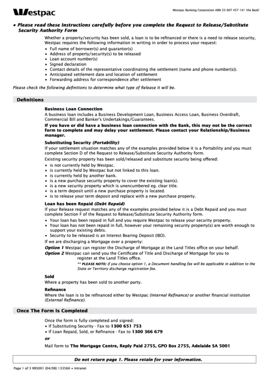 westpac hardship application form
