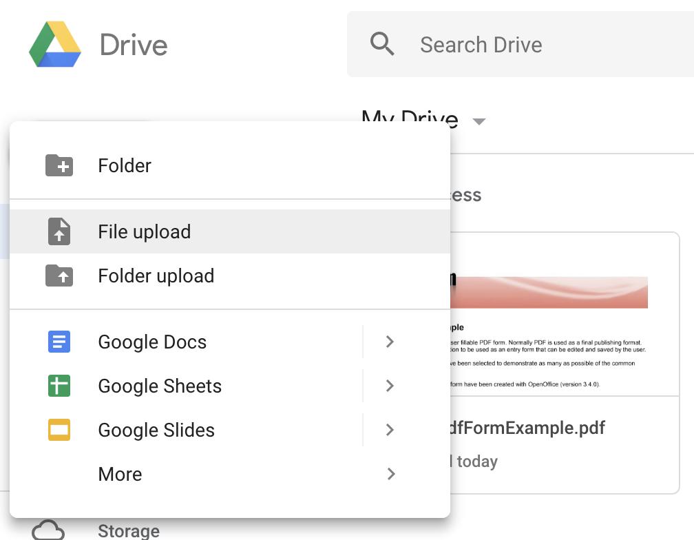 online pdf editor google drive