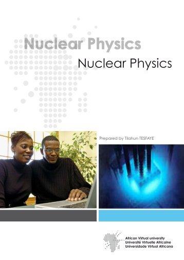 nuclear physics pdf