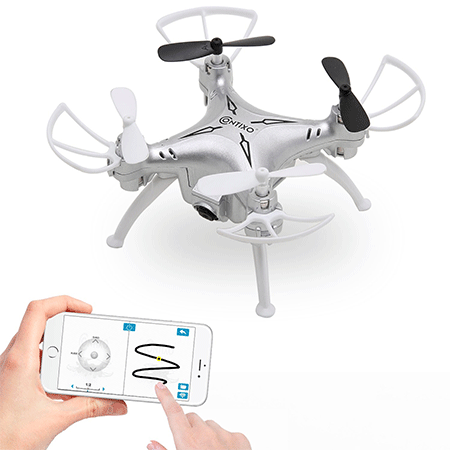 vr quadcopter drone instructions