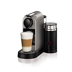 nespresso milk frother manual