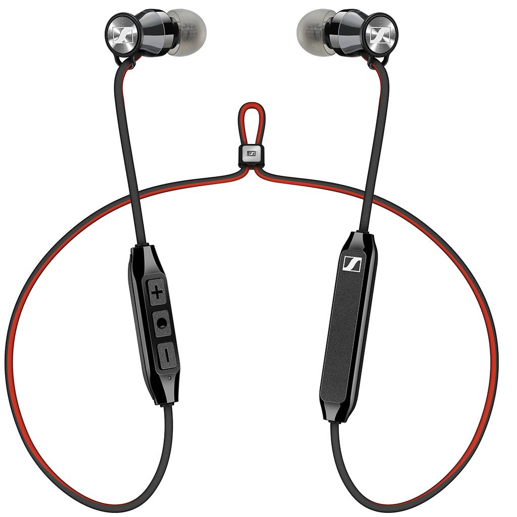 sennheiser momentum in ear wireless manual