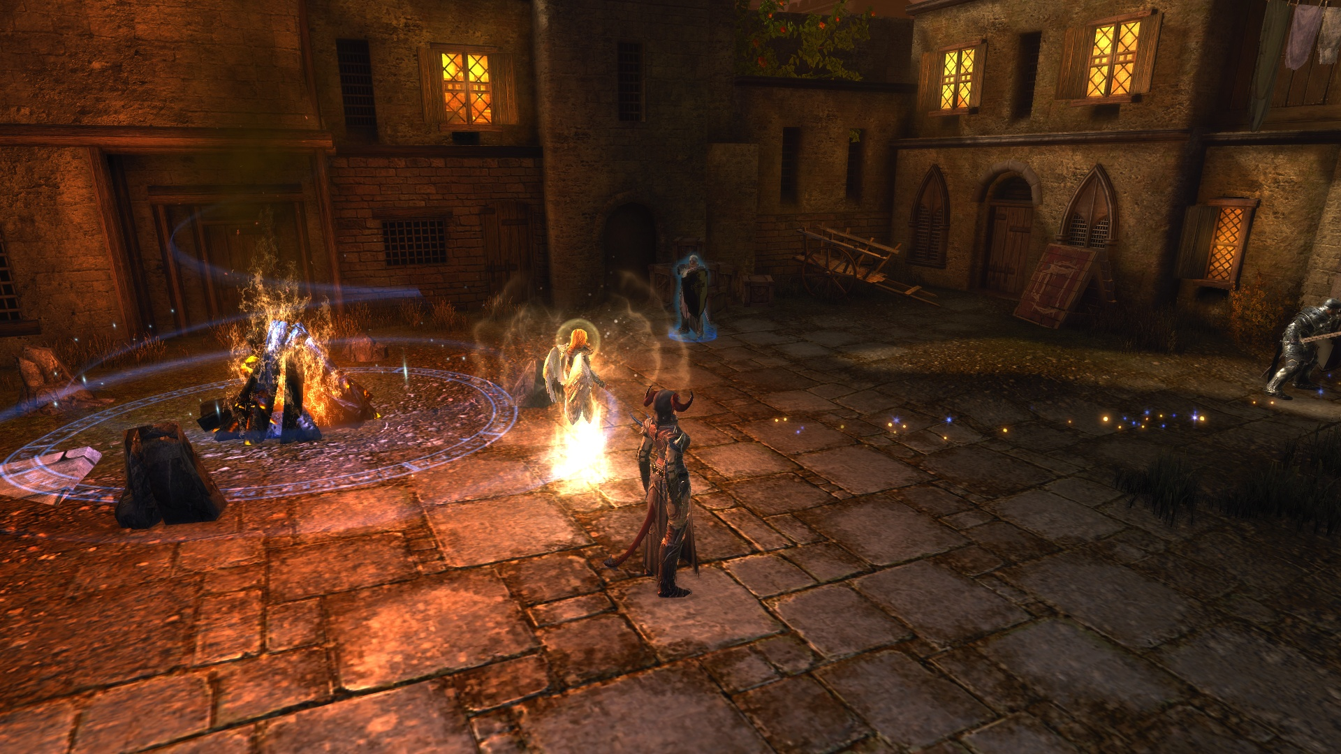neverwinter warlock guide