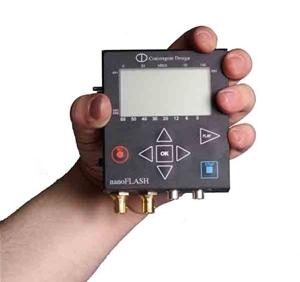 nanoflash recorder manual