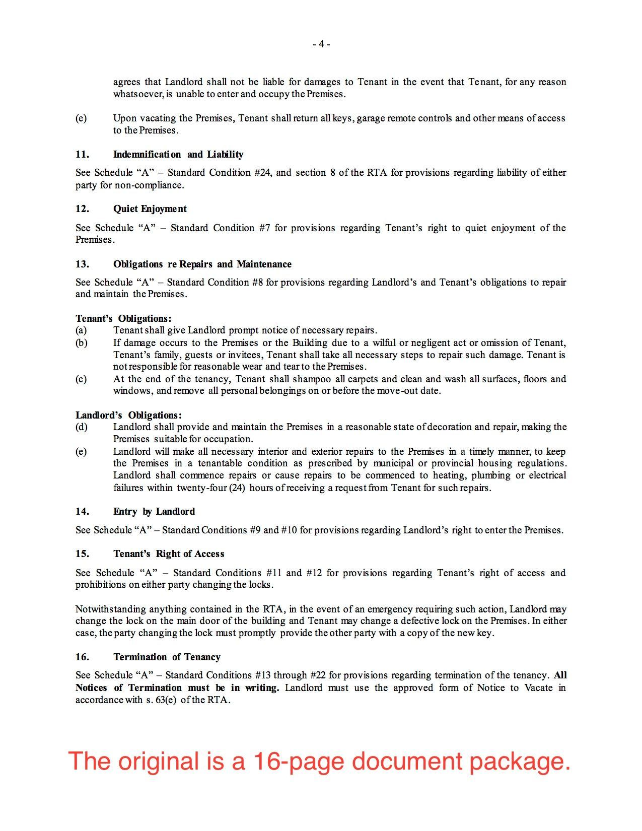 reject application form apartment new zealand