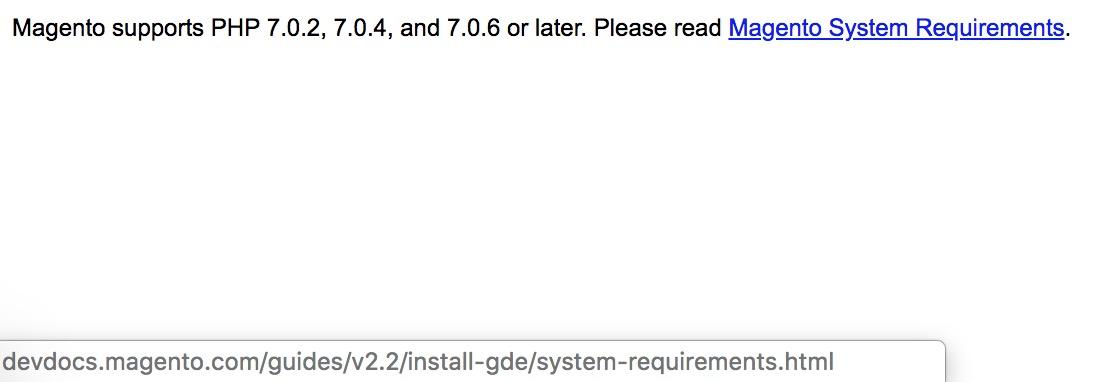 parse documentation