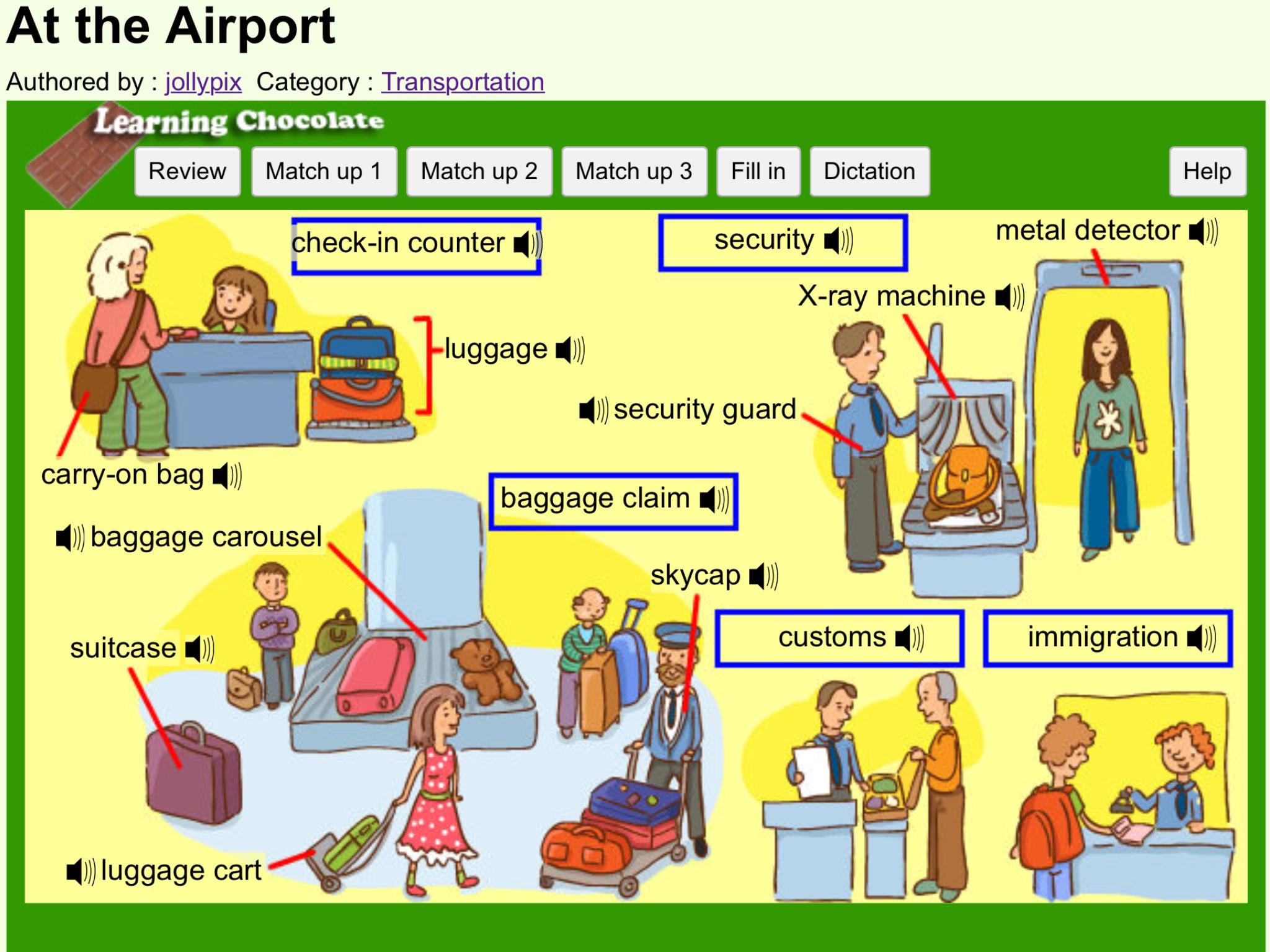 tourism dictionary pdf
