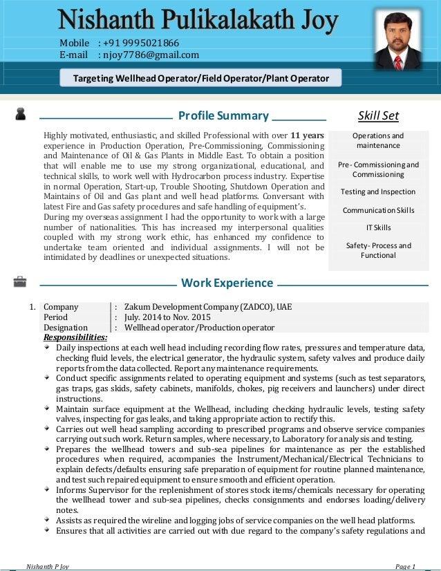 sample process operator jobs in dairy