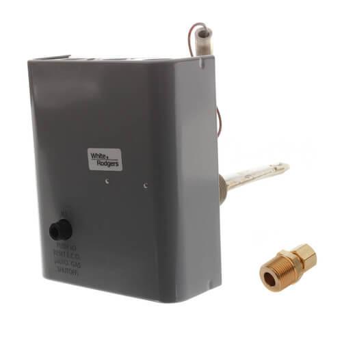 rheem thermostat manual