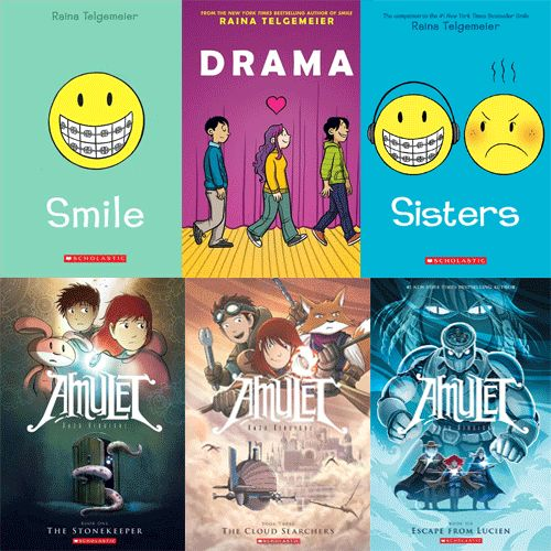 smile raina telgemeier pdf