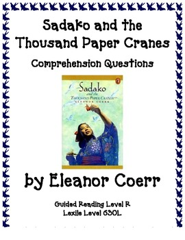 sadako and the thousand paper cranes origami instructions