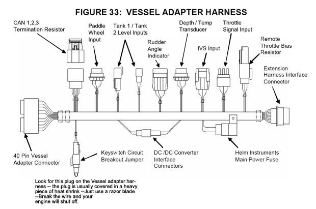 mercury smartcraft installation manual