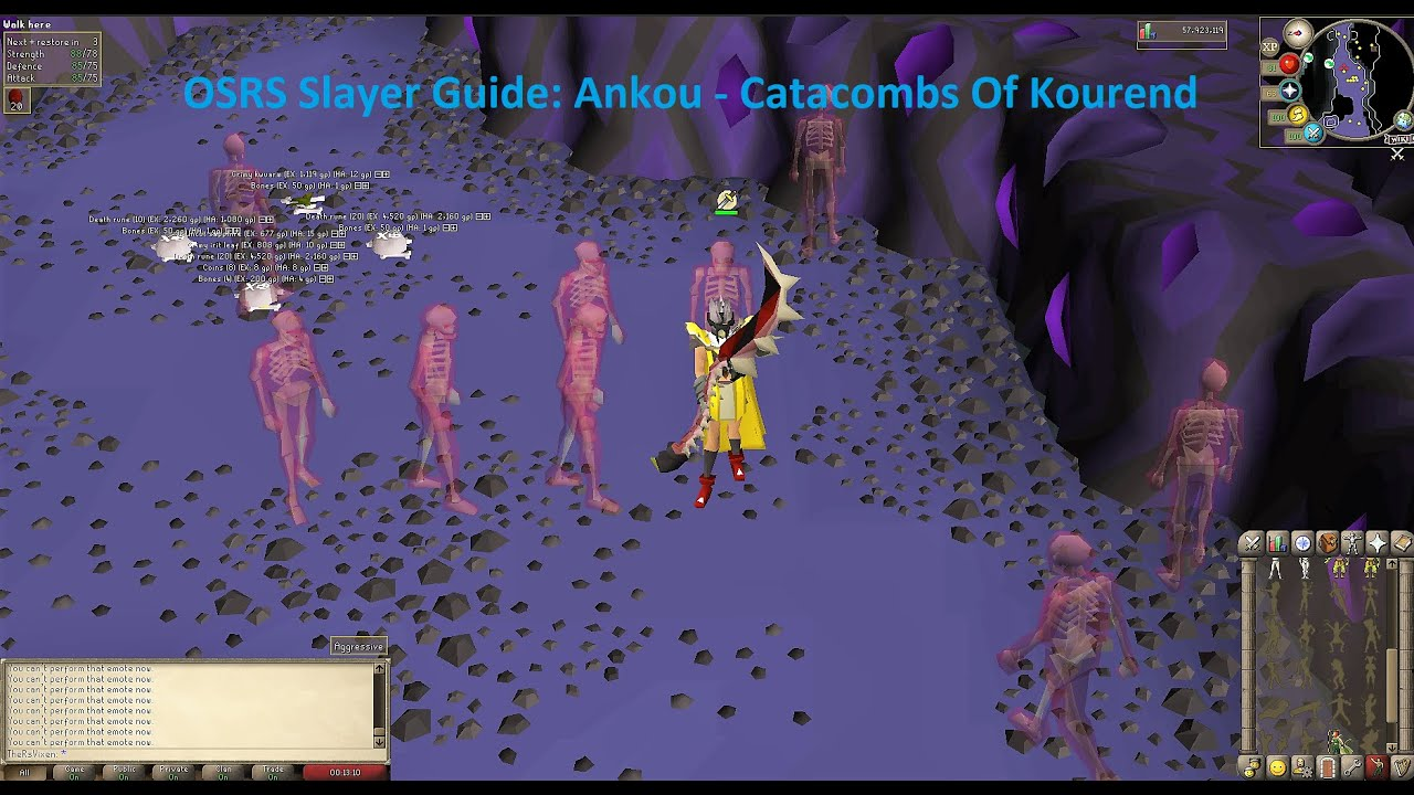 nechryael slayer guide osrs