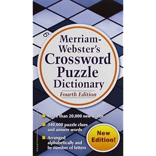 the new comprehensive a z crossword dictionary
