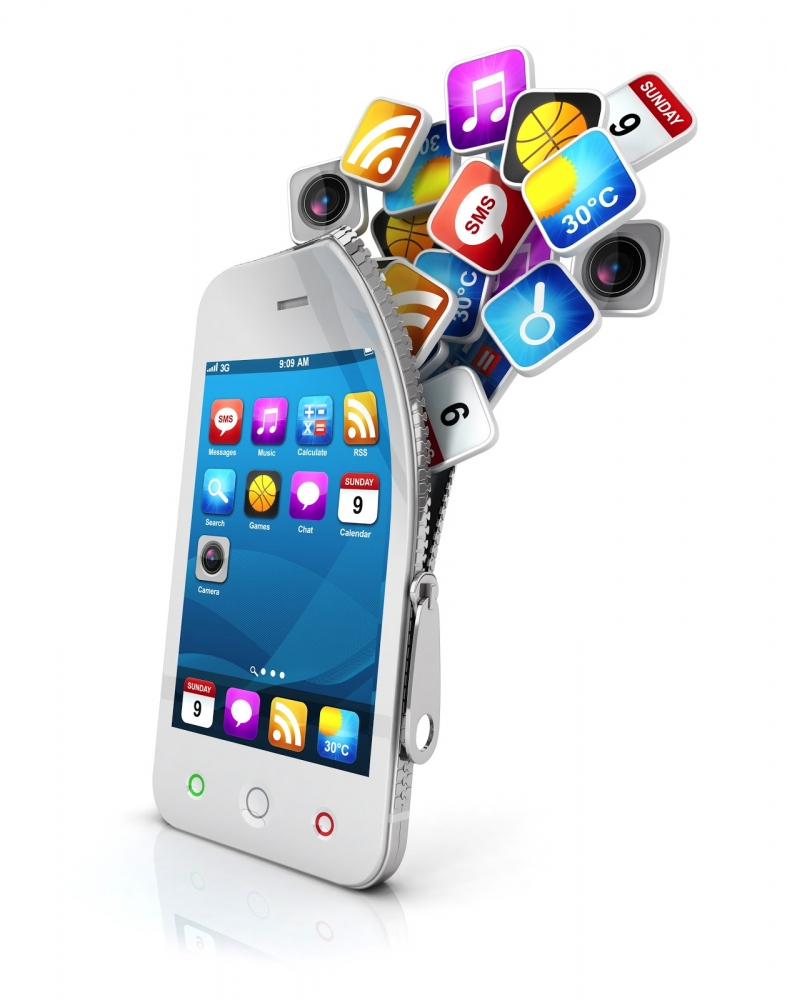 top application mobile