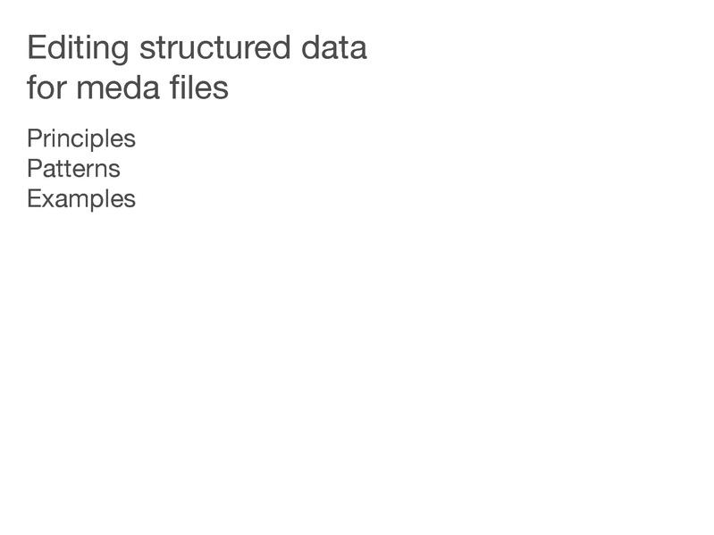 sample data editing