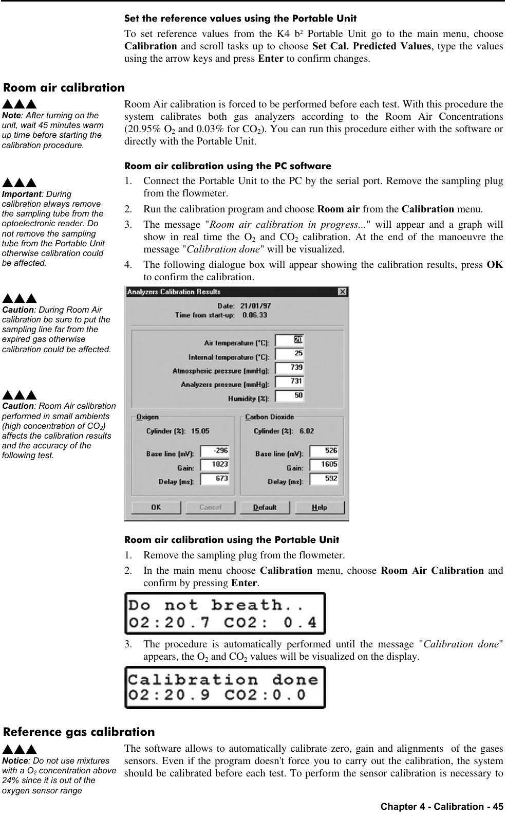 warmup user manual