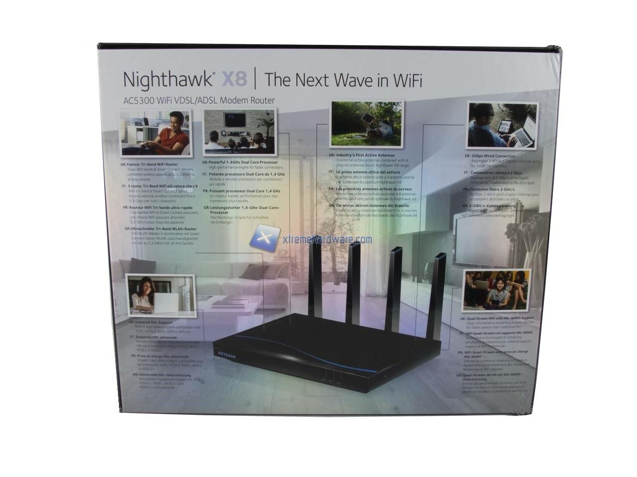netgear nighthawk x8 manual