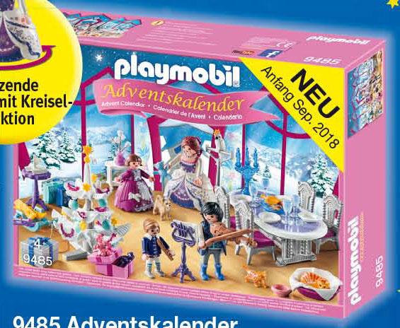 playmobil advent calendar 2018 instructions