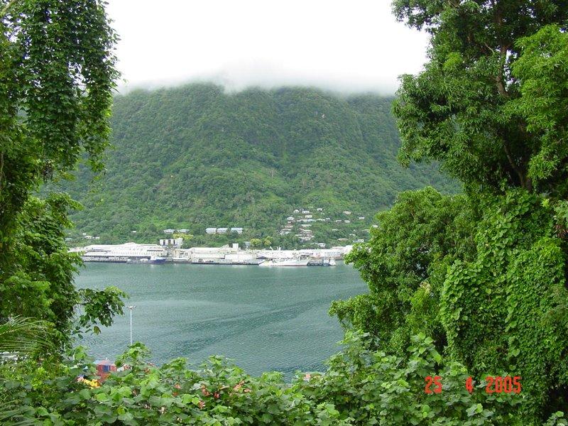 travel guide samoa