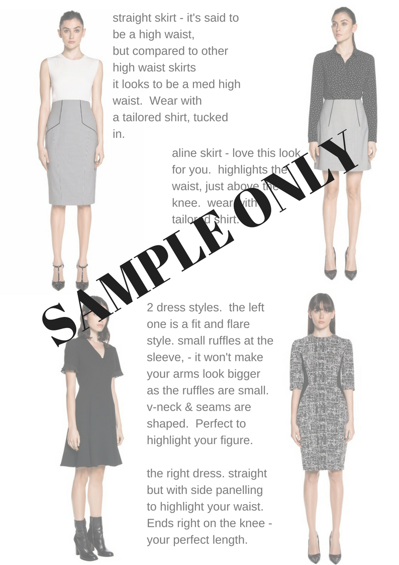 online personal style guide