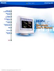 philips 190b monitor manual