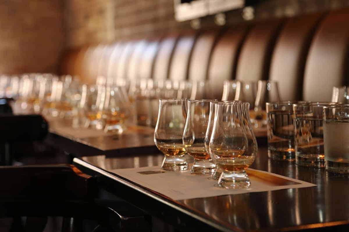 whiskey tasting guide