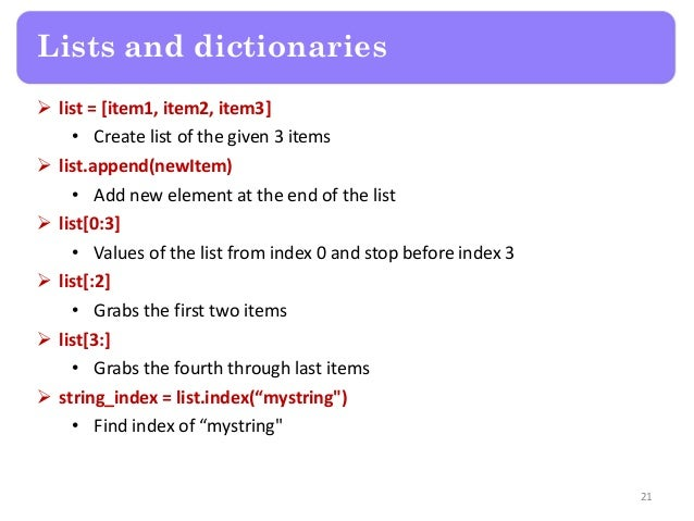 python make dictionary from list