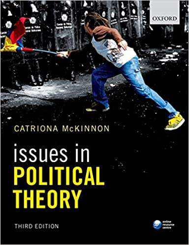 mckinnon catriona issues in political theory pdf
