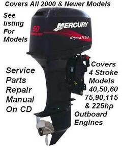 mercury workshop manual 50hp 2 stroke