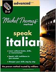 michel thomas italian pdf
