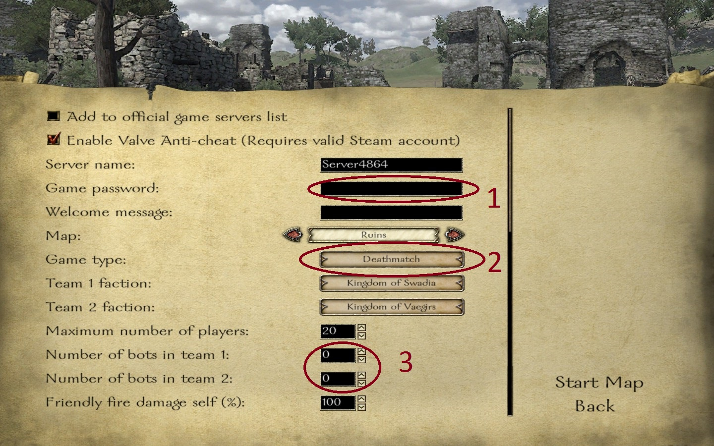 mount and blade warband skills guide
