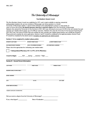 ole miss application
