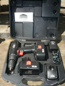 owners manual for jobmate 18v cordless drill