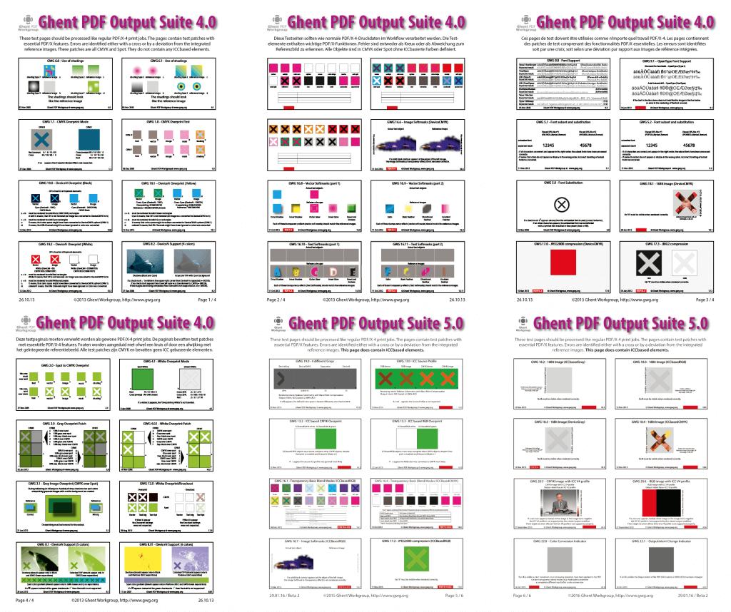 processing export pdf
