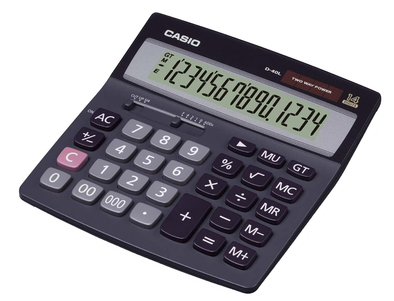 qtra manual calculator