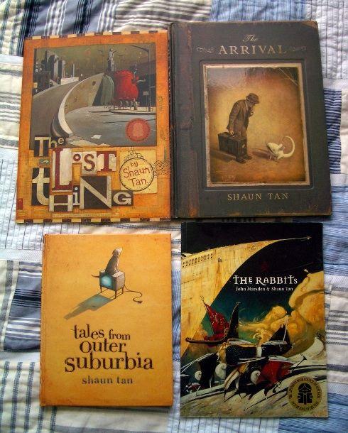 shaun tan books pdf