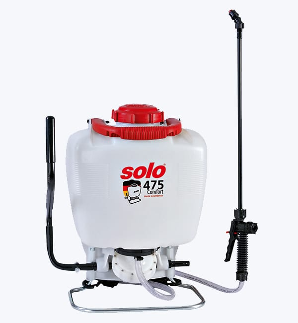 solo backpack sprayer475 manual