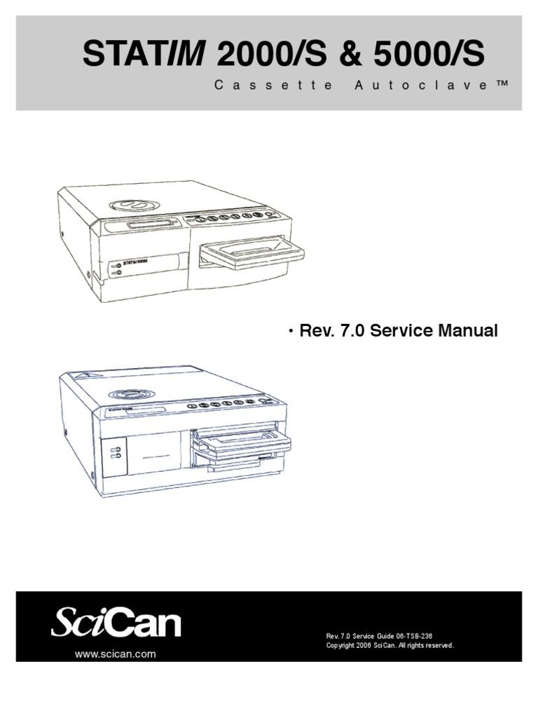 statim 2000s manual