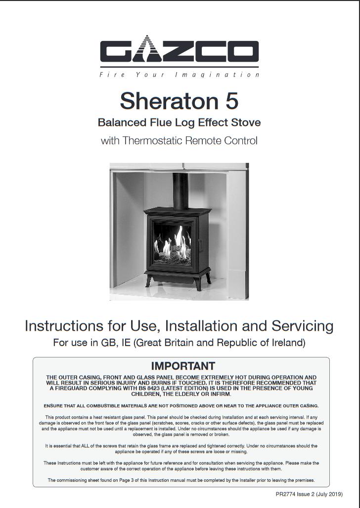 stovax riva studio 2 user manual