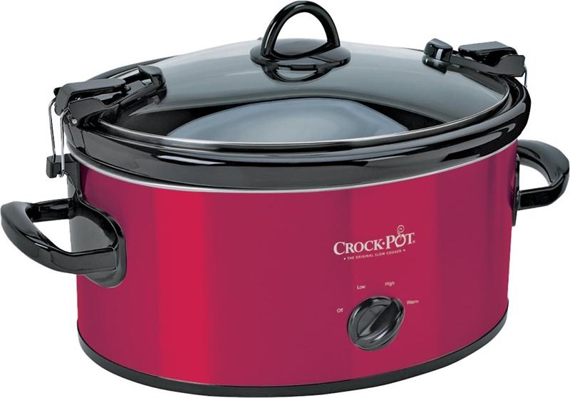 sunbeam crock pot manual