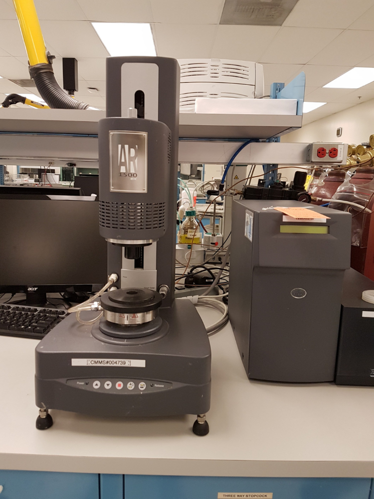 ta instruments rheometer manual