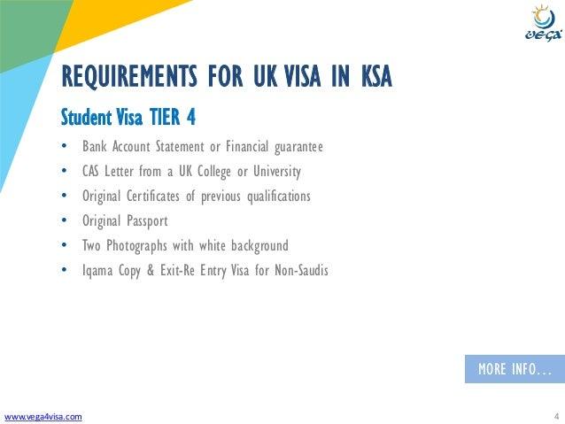 uk visa application requirements
