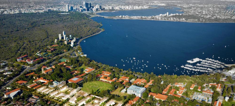 university of western australia application fee