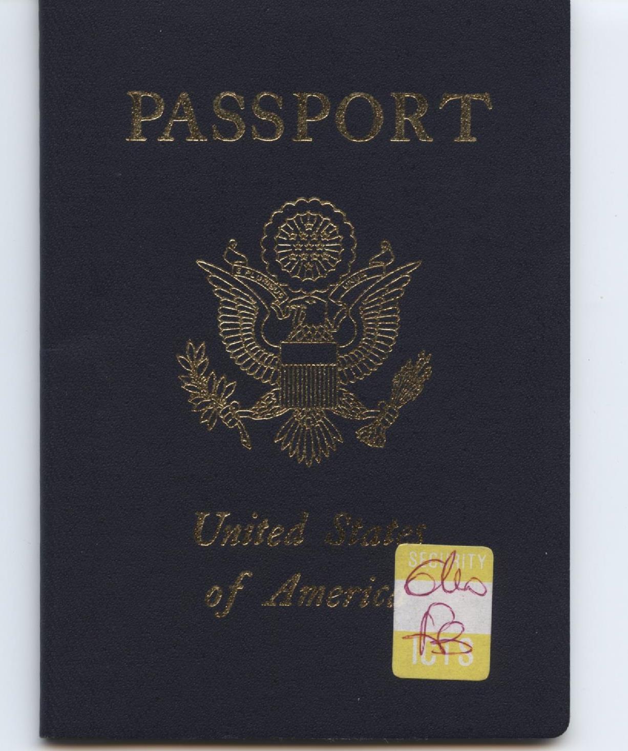 where do i send my passport application