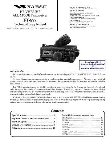 yaesu ft 450 manual